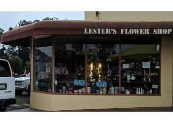 Daly City florist Lester's Flower Shop