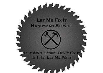 Omaha handyman Let Me Fix It Handyman Service
