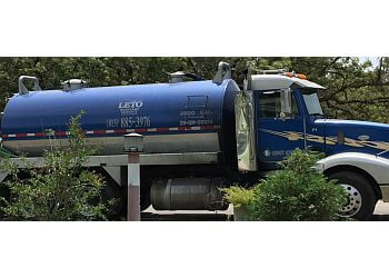 Tampa septic tank service  Leto Sanitary Service Co.