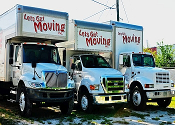 St Petersburg moving company Let's Get Moving, Inc.