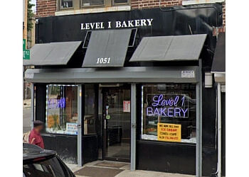 Newark cake Level One Bakery