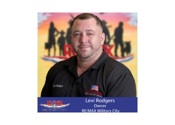 San Antonio real estate agent Levi Rodgers