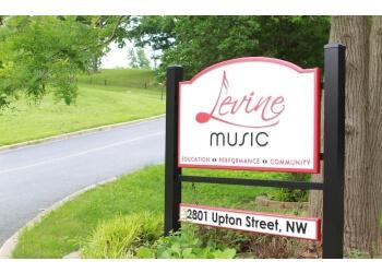 Washington music school Levine School of Music