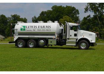 Wilmington septic tank service Lewis Farms & Liquid Waste, Inc