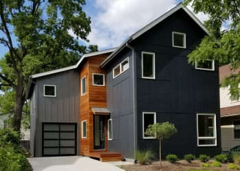 Ann Arbor residential architect Lewis Greenspoon Architects