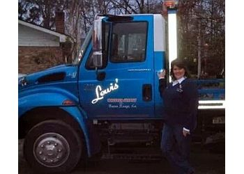 Baton Rouge towing company Lewis' Wrecker Service Inc.