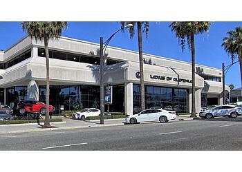 Glendale car dealership LEXUS OF GLENDALE