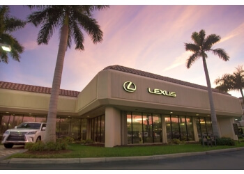 Pembroke Pines car dealership Lexus of Pembroke Pines