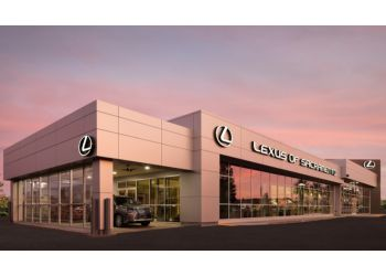 Sacramento car dealership Lexus of Sacramento