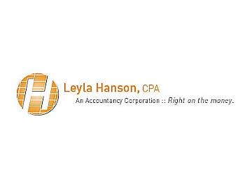 Sunnyvale accounting firm Leyla Hanson, CPA