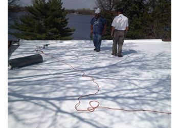 Minneapolis roofing contractor Liberte Construction