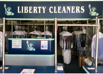 Simi Valley dry cleaner Liberty Cleaners