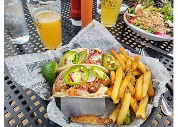 Buffalo seafood restaurant Liberty Hound