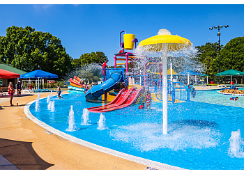 Baton Rouge amusement park Liberty Lagoon