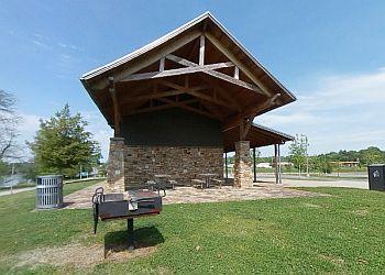 Clarksville public park Liberty Park