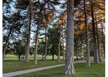 Salt Lake City public park Liberty Park
