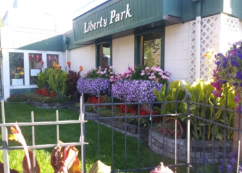 Spokane florist Liberty Park Florist & Greenhouses