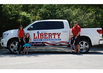 Fort Wayne pest control company Liberty Pest Management, Inc.