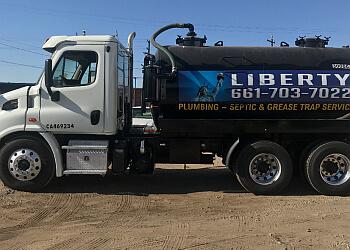 Bakersfield septic tank service Liberty Plumbing & Septic Service