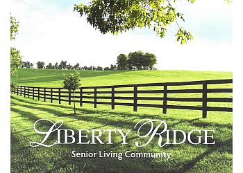 Lexington assisted living facility Liberty Ridge Senior Living