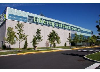 Jersey City places to see Liberty Science Center