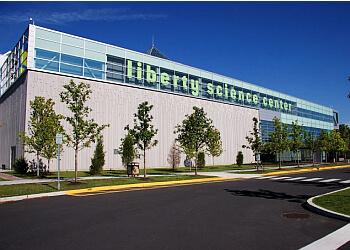 Jersey City landmark Liberty Science Center