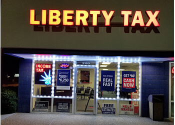 Hampton tax service Liberty Tax