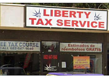 Fort Worth tax service Liberty Tax Fort Worth