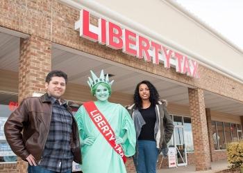 Garland tax service Liberty Tax Service