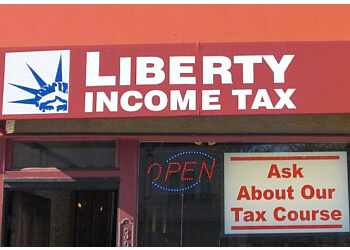 Oakland tax service Liberty Tax Service