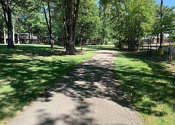 Warren public park Licht Park