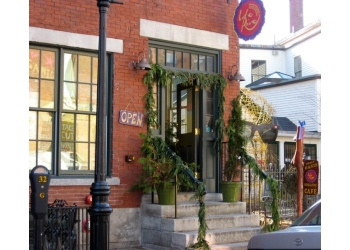 Lowell vegetarian restaurant LIFE ALIVE