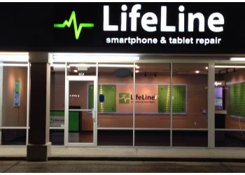 Jacksonville cell phone repair LifeLine Repairs