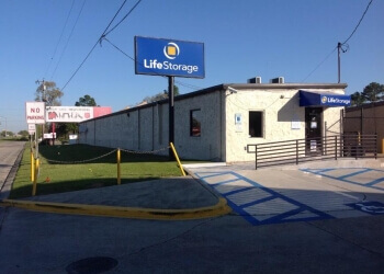 Baton Rouge storage unit Life Storage