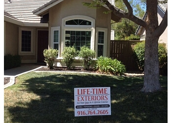 Roseville window company Life-Time Exteriors Inc