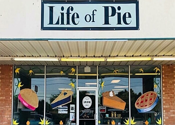 Abilene bakery Life of Pie Bistro and Boutique