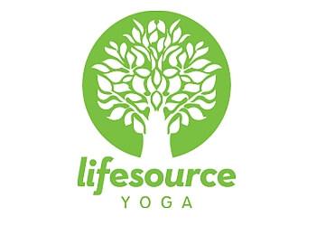 Akron yoga studio Lifesource Yoga