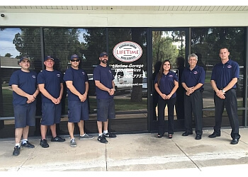 Scottsdale garage door repair Lifetime Garage Door Service