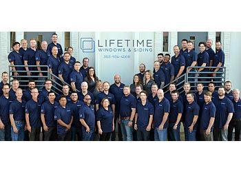 Denver window company Lifetime Windows and Siding