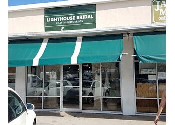 Fort Lauderdale bridal shop Lighthouse Bridal and Letterpress Design