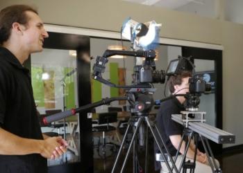Winston Salem videographer Lightwater Video Productions