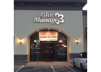 North Las Vegas massage therapy Lilac Massage