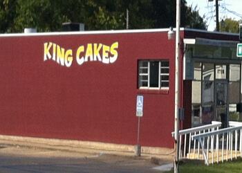 Shreveport cake  LILAH'S BAKERY KING CAKES