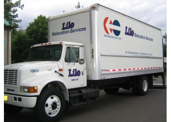 Salem moving company Lile Moving & Storage