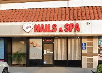 Fontana nail salon Lily Nail & Lash