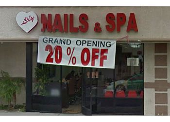 Fontana nail salon Lily Nails & Spa