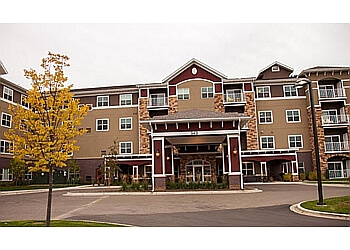 St Paul assisted living facility Lilydale Senior Living