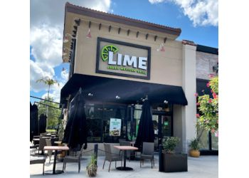Pembroke Pines mexican restaurant Lime Fresh Mexican Grill
