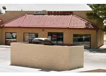 Victorville dry cleaner Lina's Cleaners
