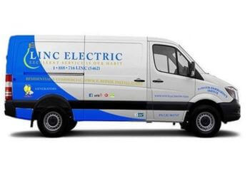Philadelphia electrician Linc Electric, Inc